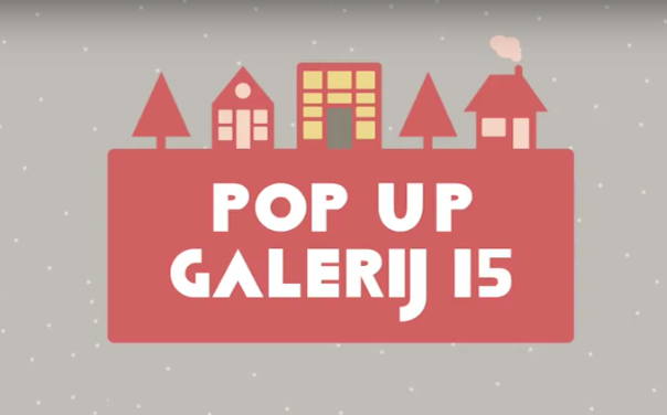 Pop Up - Galerij 15 (2014)